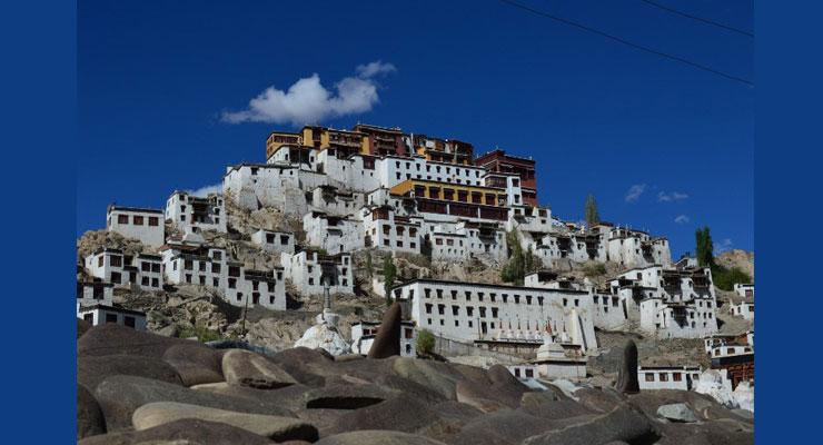 monastery leh ladakh